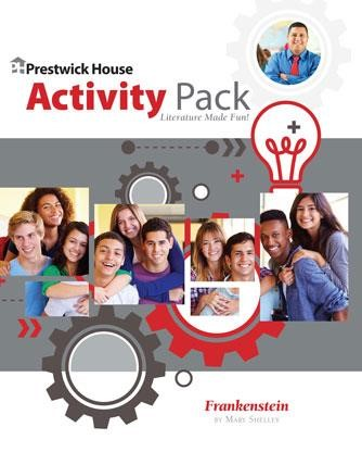 Activity Packs are packed with activities for teaching novels and plays. Each Activity Pack contains dozens of activities for a specific work of literature.