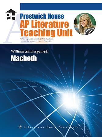 AP Literature Units: Study questions for novels and plays based on the AP Exam question format
