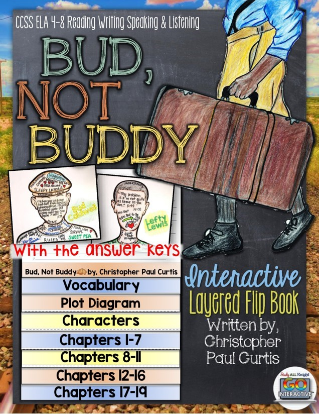 Flip Books--Creative Novel Study Guides